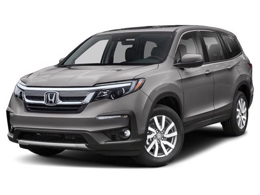 Honda Pilot Models >> 2020 Honda Pilot Lx Awd