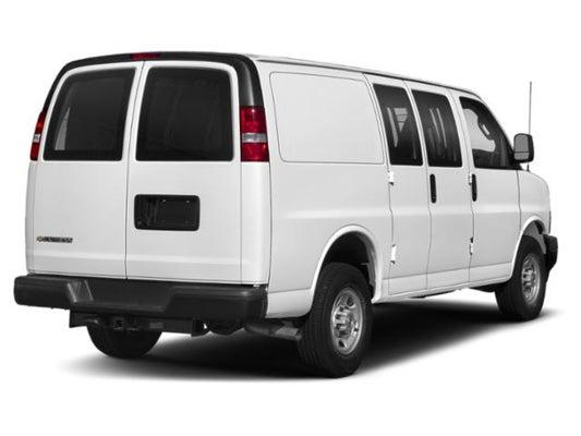 Enjoyable 2019 Chevrolet Express Cargo Van Work Van Pabps2019 Chair Design Images Pabps2019Com