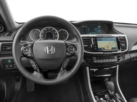 2017 Honda Accord White >> 2017 Honda Accord Touring Honda Certified