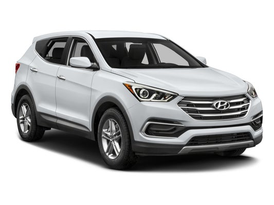 Honda Santa Fe >> 2017 Hyundai Santa Fe Sport 2 4 Base