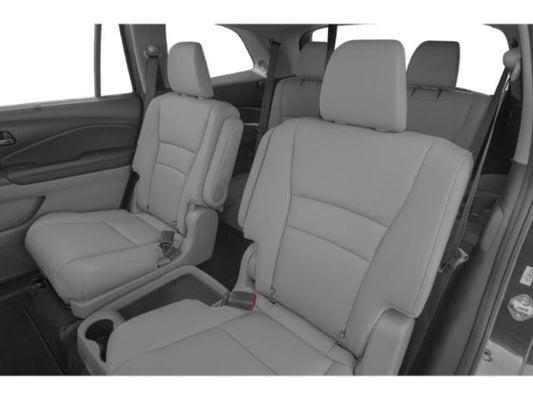 Honda Pilot Captains Chairs >> 2019 Honda Pilot Touring 7 Passenger Awd
